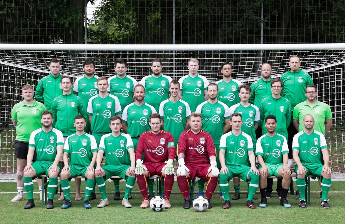 Mannschaftsfoto SC Herten 1932/87 2