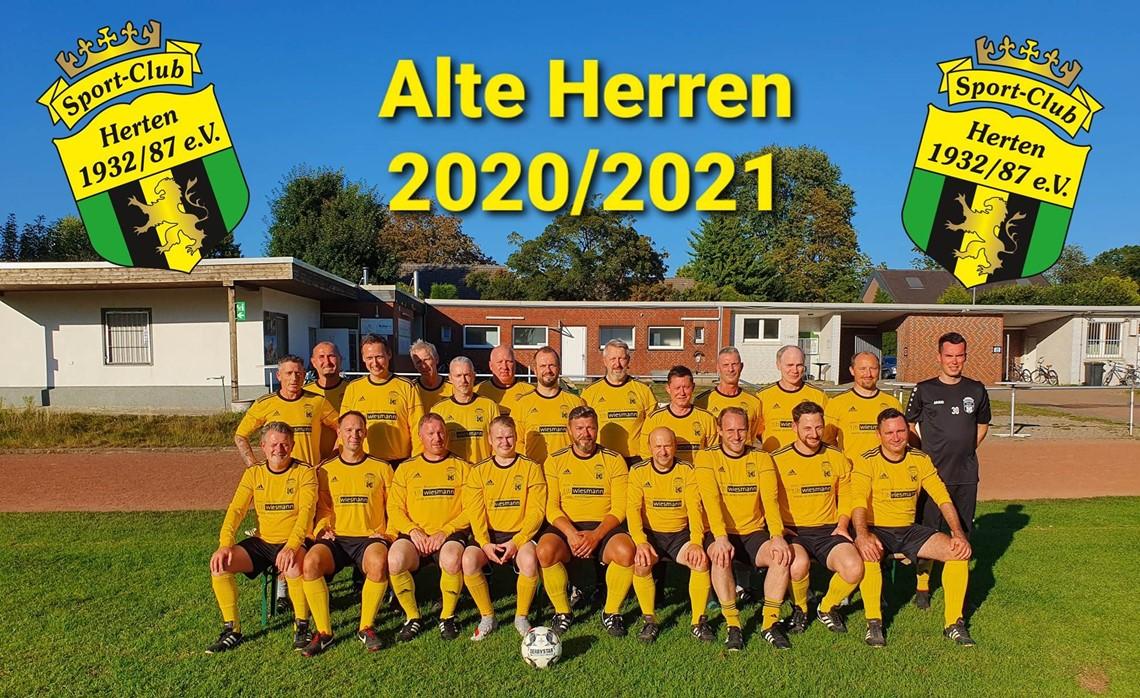 Mannschaftsfoto SC Herten 1932/87
