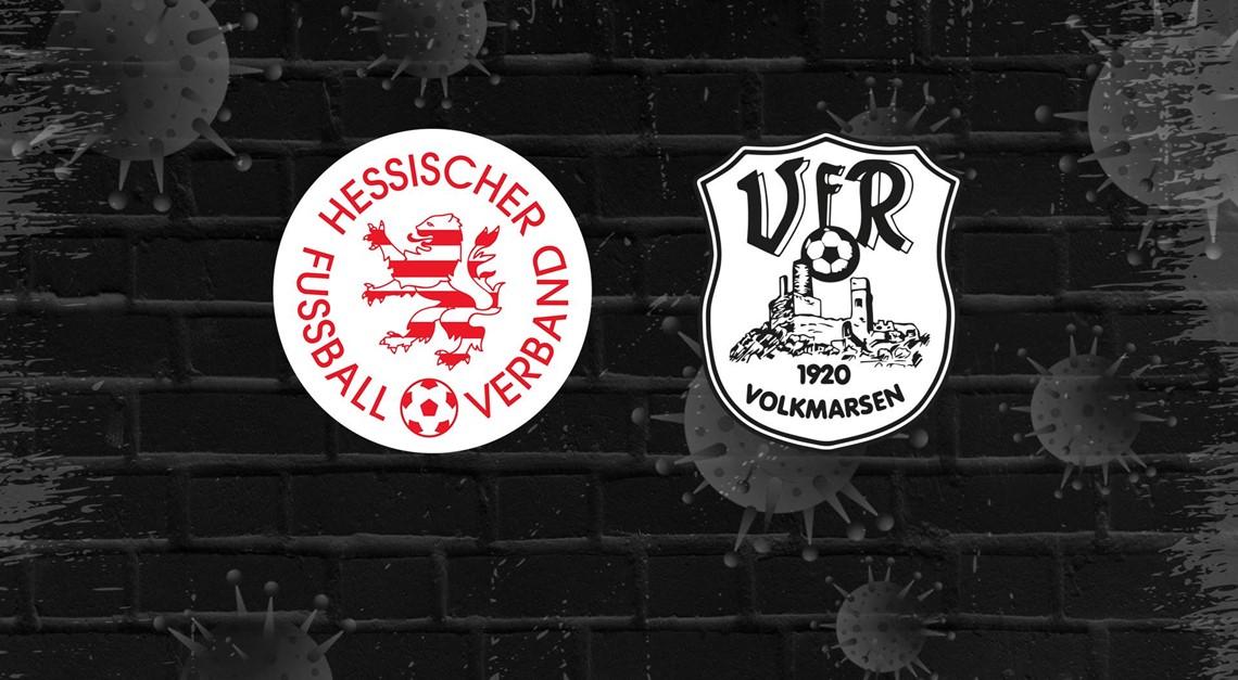 Hessischer Fußball-Verband setzt Spielbetrieb aus